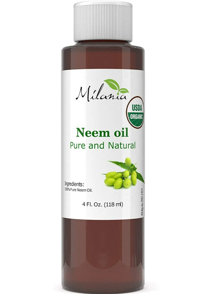 Milania Pure Organic Neem Oil Review
