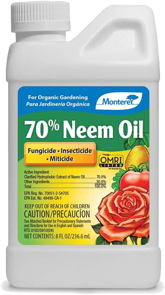 Monterey Neem Oil Concentrate Review