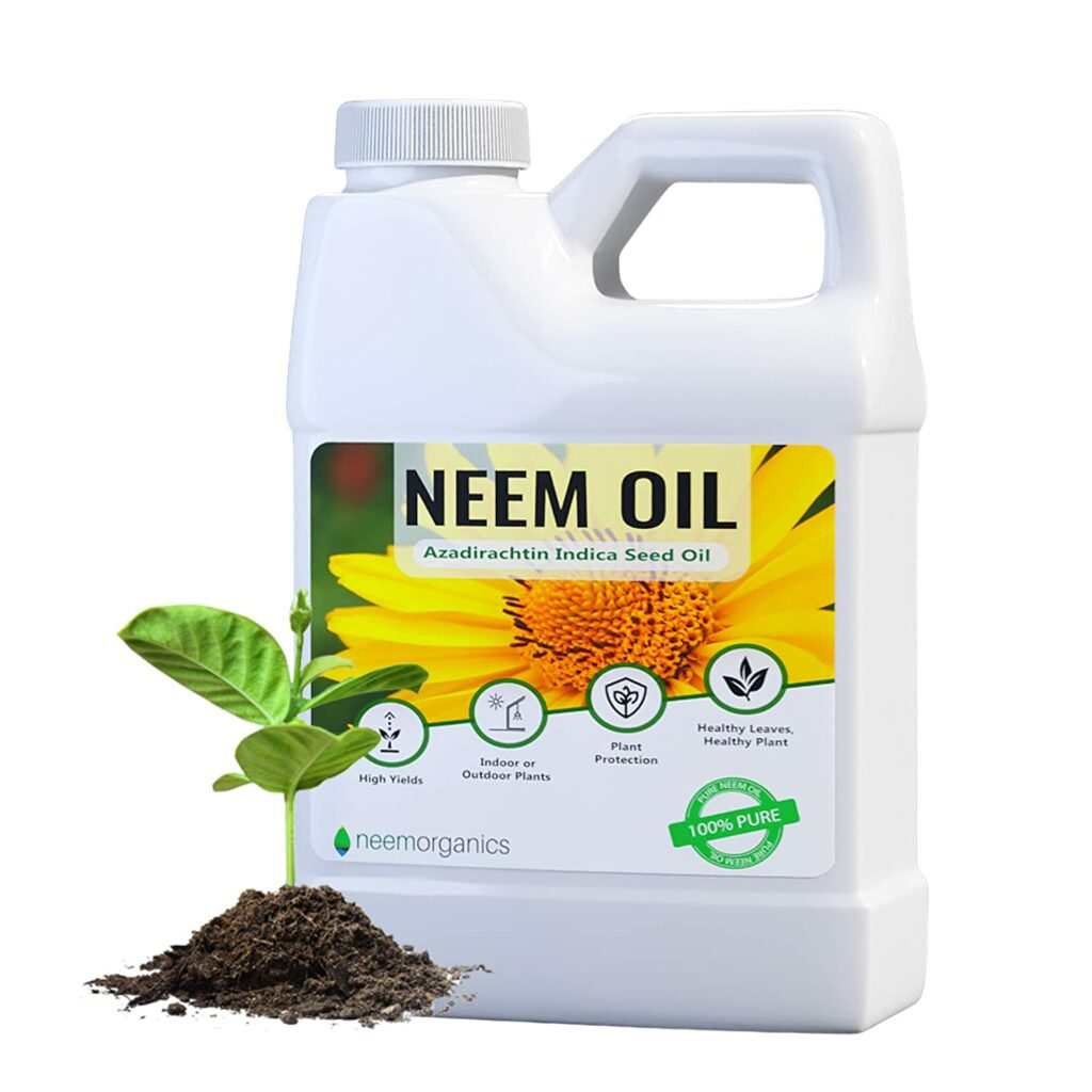 Neem Organics Pure Neem Oil Review
