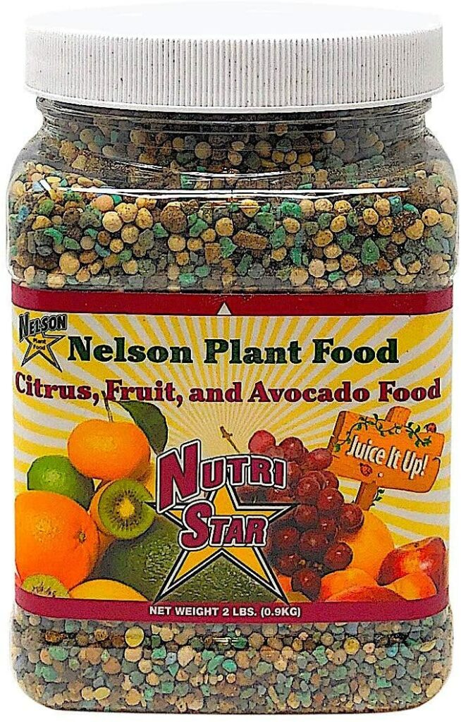 Nelson Citrus Fruit and Avocado Tree Plant Food Review