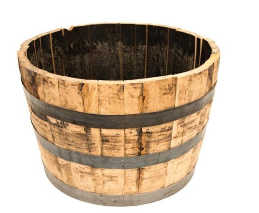 Store Rutabagas in Barrels