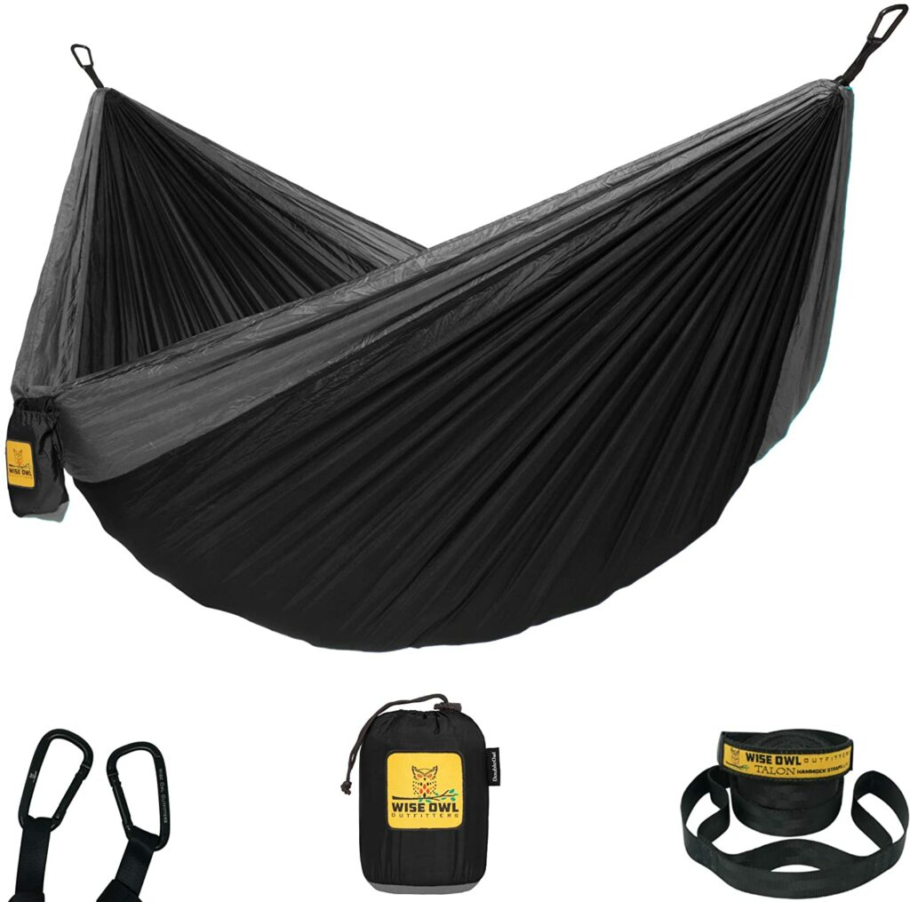 Wise Owl Outfitters Hammock Camping Double Review