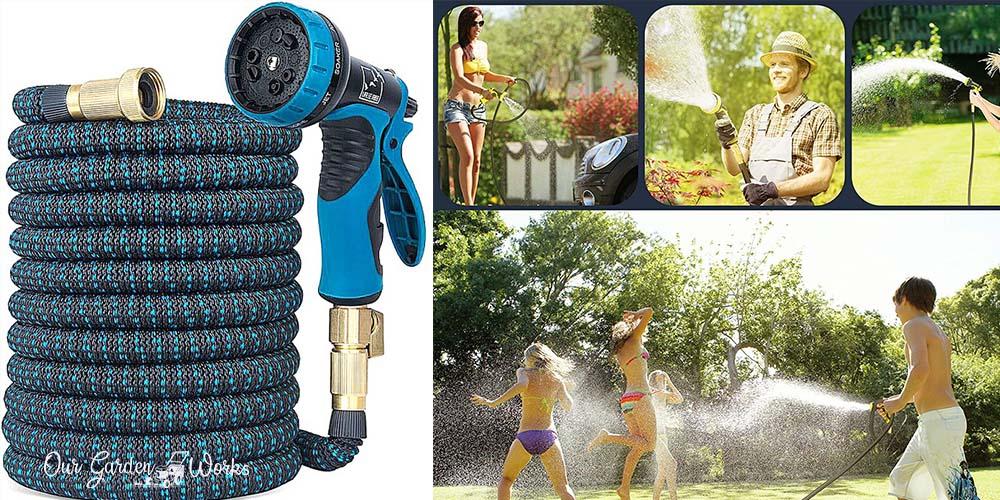 10 Best Flexible Garden Hose For Your Home