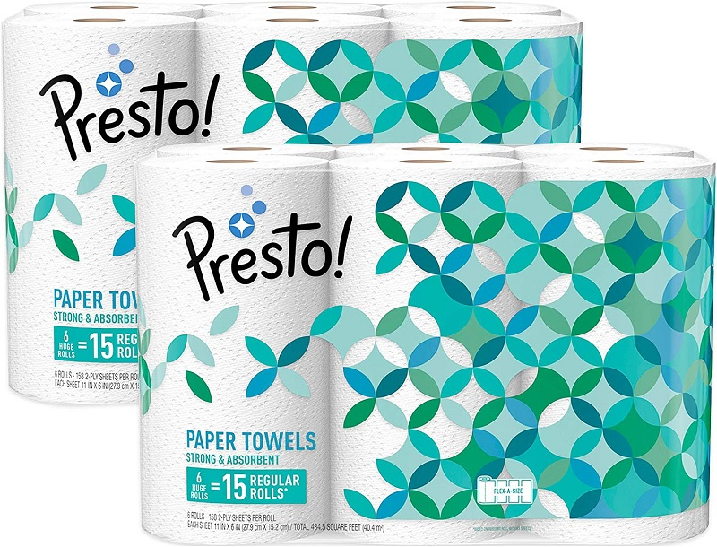 Best paper towels in the market