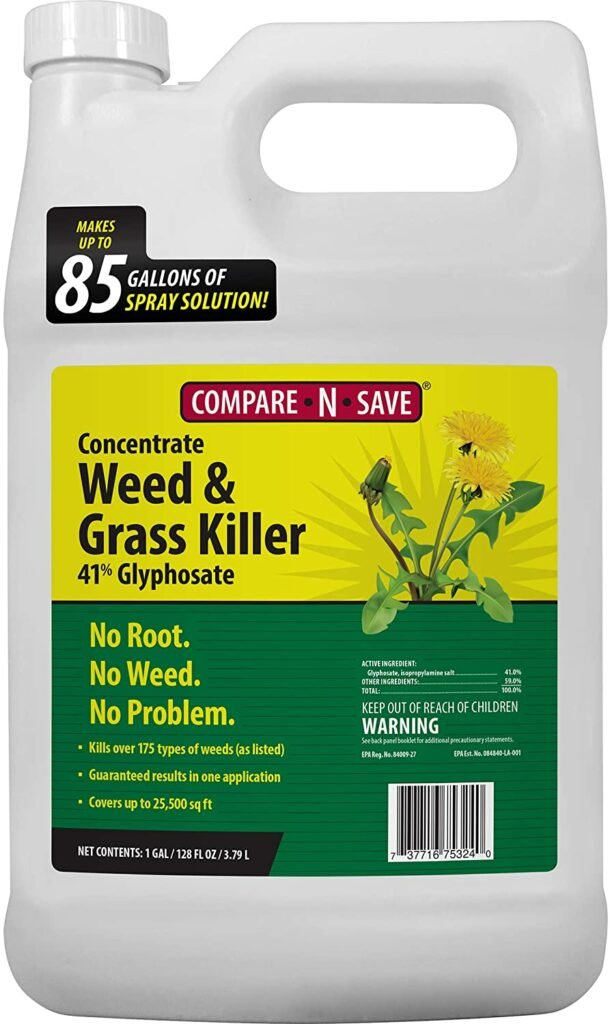 Compare-N-Save Weed and Grass Killer Concentrate Review