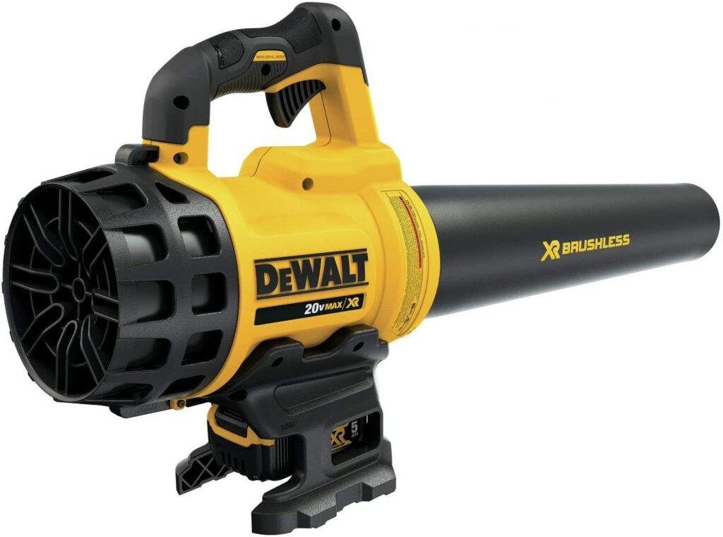 DEWALT 20V MAX XR Blower, Brushless, 5-Ah Battery Review