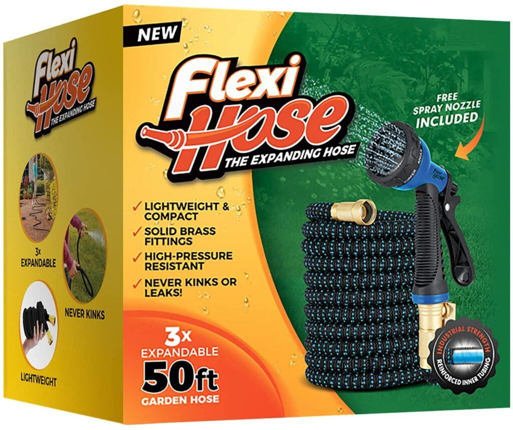 Flexi Hose Lightweight Expandable Garden Hose Review
