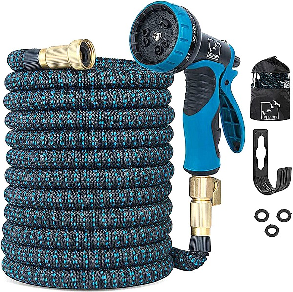 Life Be Free 100 Ft Expandable Garden Hose Review