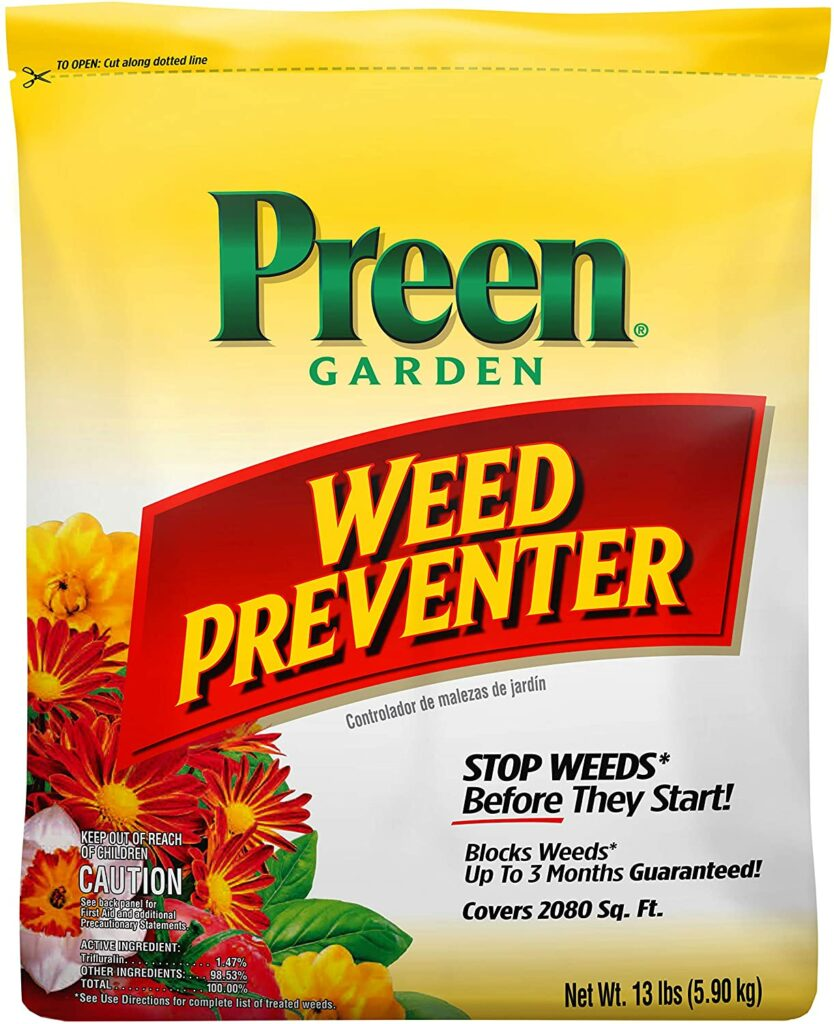Preen Weed Preventer Review