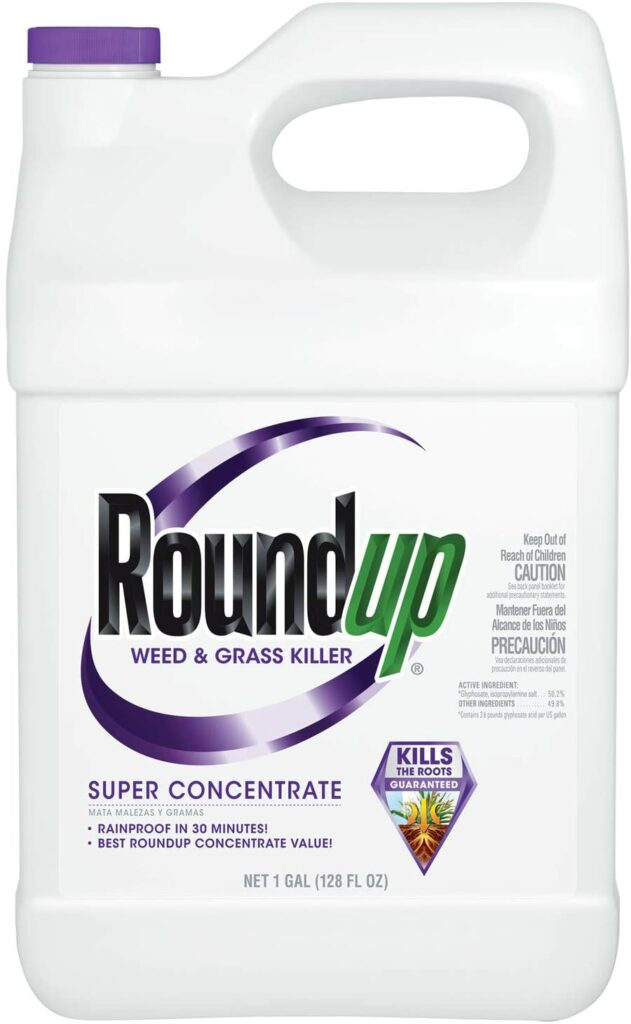 Roundup Weed & Grass Killer Super Concentrate Review