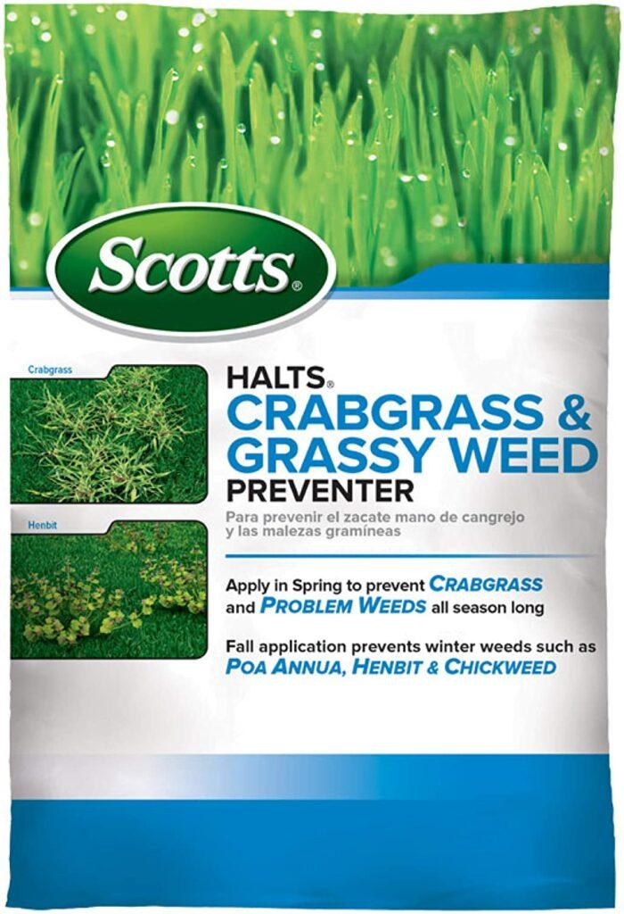 Scotts Halts Crabgrass Preventer Review