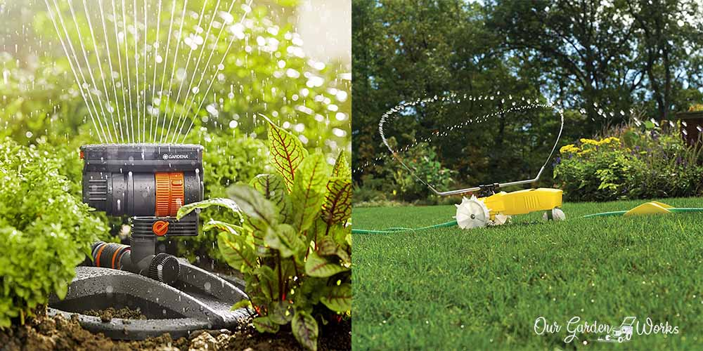 What Is The Best Lawn Sprinkler for Low Water Pressure - Reviews and Top Picks