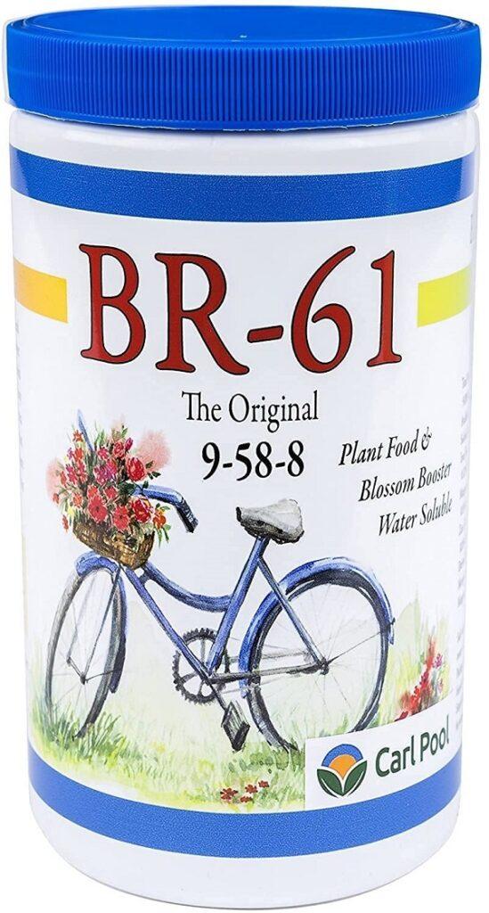 Carl Pool BR-61 Plant Food Review