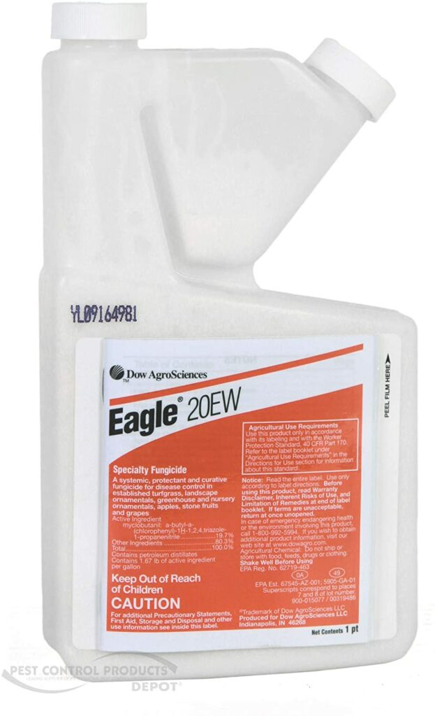 Dow AgroSciences Eagle Fungicide Review