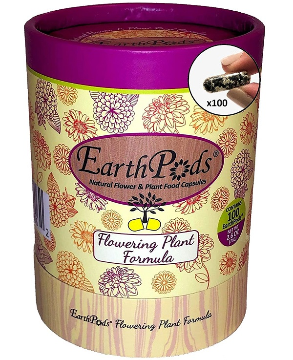 EarthPods Premium Bloom Flowering Plant Food Spikes Review