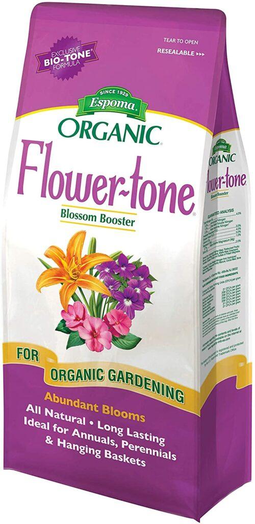 Espoma Flower Tone Review