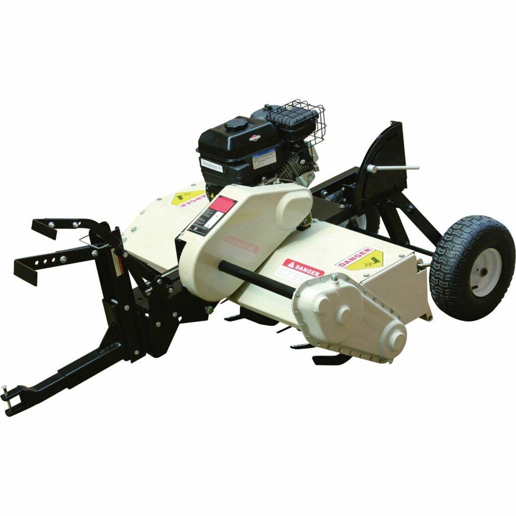Field Tuff 36-inch ATV Tow Behind Tiller Review