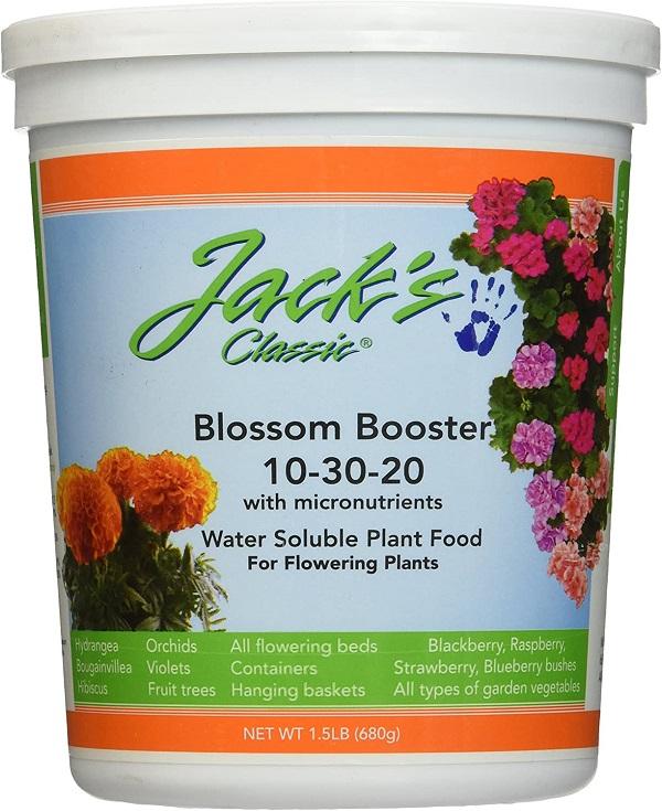 JR Peters Classic Fertilizer Jacks No. 1.5 Review