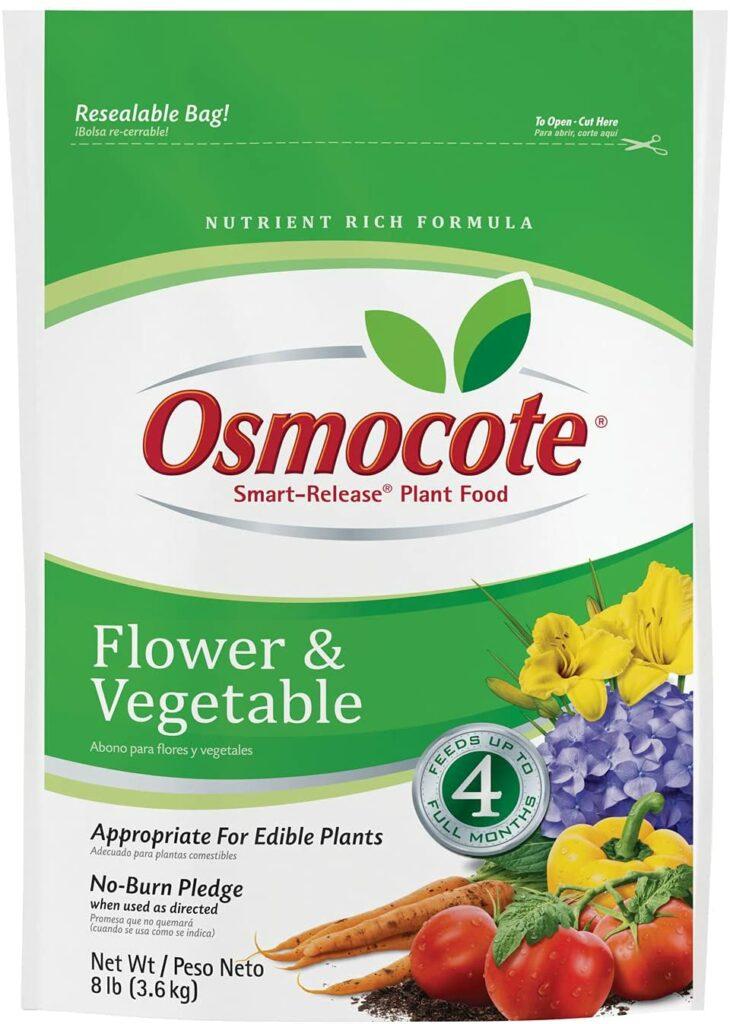 Osmocote Smart-Release Plant Food Flower & Vegetable Review