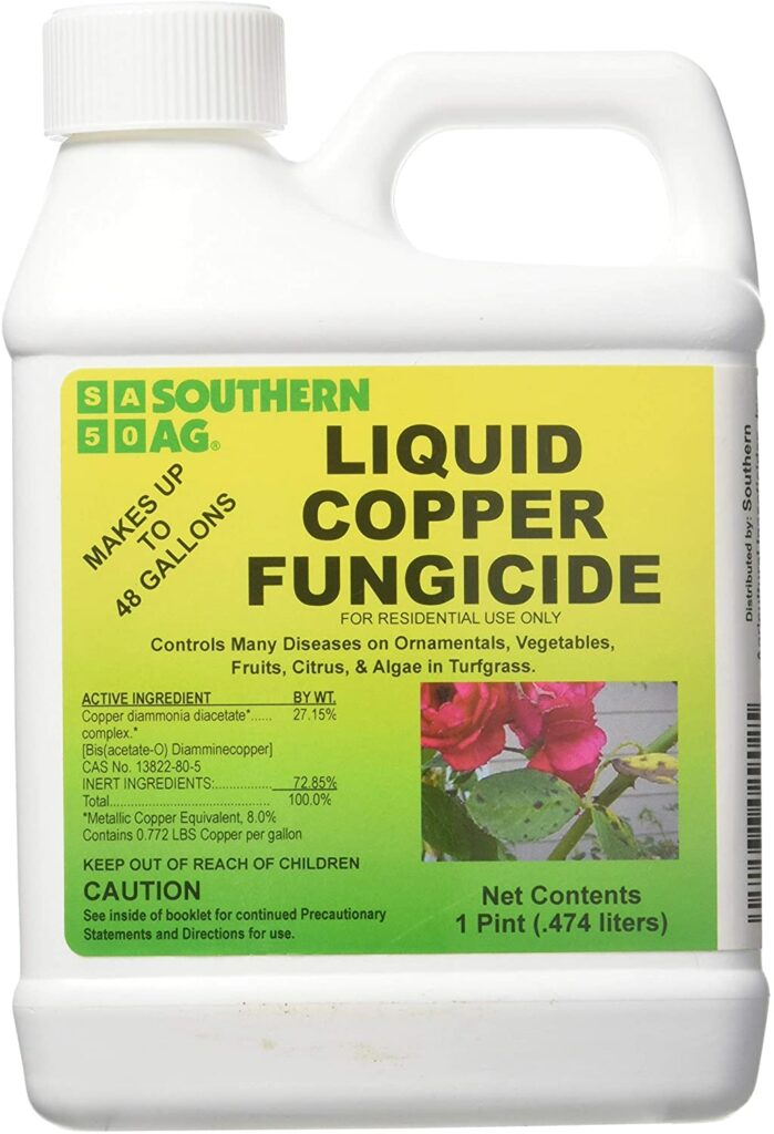 Southern Ag Liquid Copper Fungicide Review