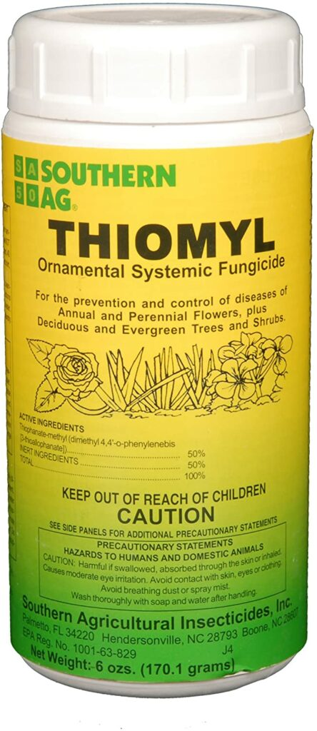 Southern Ag Thiomyl Systemic Fungicide Review